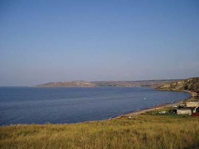 Azov Sea Steppes