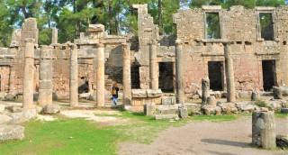 Ruins of Pamphylia, Turkey