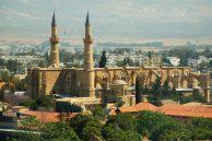 Nicosia, capital of Cyprus (formerly Leukosia)