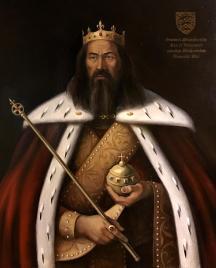 Tsar Ivan Sratsimir of Bulgaria (r. 1371-1396)