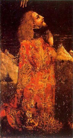 Stefan II Tomašević, last king of Bosnia (r. 1461-1463)