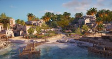 Island of Kos from Assassin's Creed Odyssey