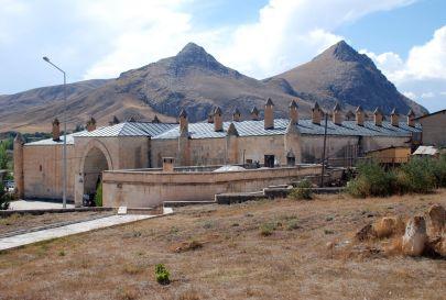 Tercan, Turkey- location of Derzene
