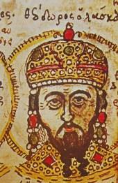 Icon of Theodore I Laskaris (r. 1205-1222)