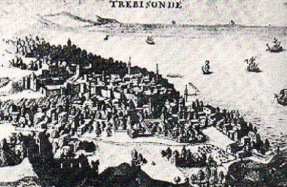 Illustration of Medieval Trebizond