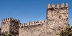 Byzantine castle walls of Kayseri Castle
