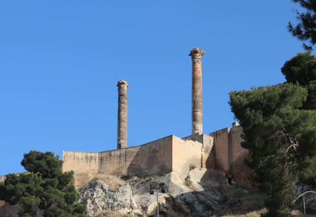 Greek/ Byzantine ruins of Edessa