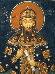 Stefan Uroš V the Weak, Serbian Emperor (r. 1355-1371), son of Stefan IV Dusan