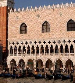 Byzantine inspired Venetian architecture