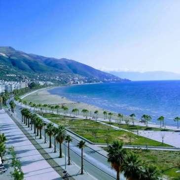 Vlore, Albania, once under the Despotate of Epirus