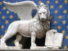 The Venetian winged lion