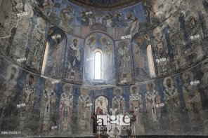 Armenian church interiors