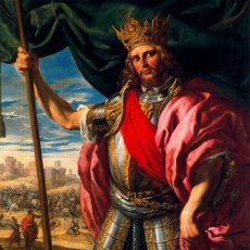 Theodoric the Great, King of Ostrogoth Italy (r. 493-526)
