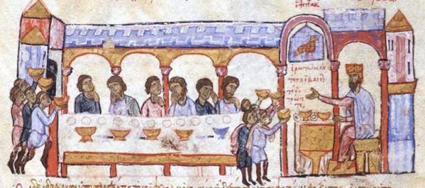 Court of Emperor Basil I