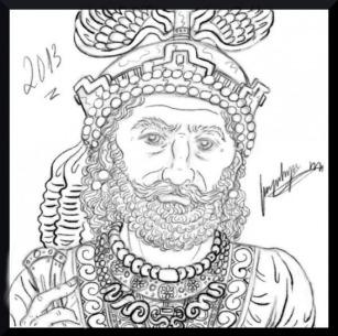 Khosrow II, Sassanid king (591-628)