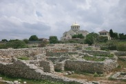 Byzantine Cherson, Justinian II's exile place 695-705