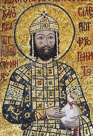 Emperor John II Komnenos (r. 1118-1143), son of Alexios I Komnenos