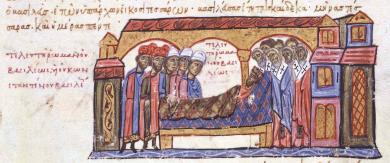 Death of Romanos II, 963
