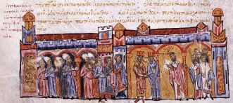 Wedding of Zoe and Michael the Paphlagonian, 1034