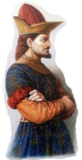 John VIII Palaiologos (r. 1425-1448), son of Manuel II