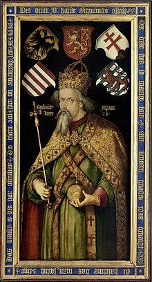 Sigismund, King of Hungary (1387-1437), Holy Roman Emperor (1433-1437)