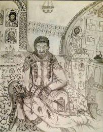 John Tzimiskes assassinates Nikephoros II Phokas, 969