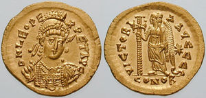 Solidus of Leo I the Thracian