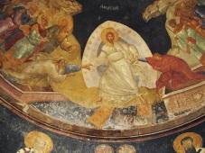 Byzantine frescos of the Palaiologan Renaissance