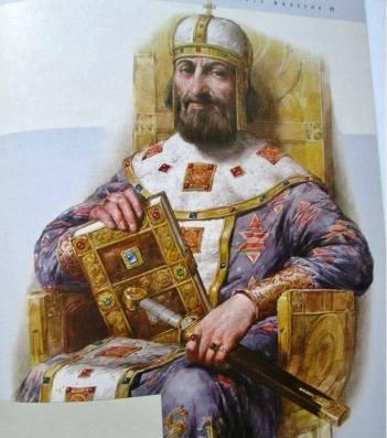 Emperor Alexios I Komnenos (r. 1081-1118)