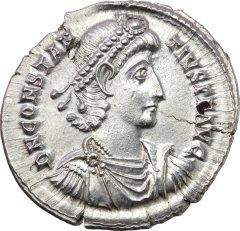 Coin of Constantius II