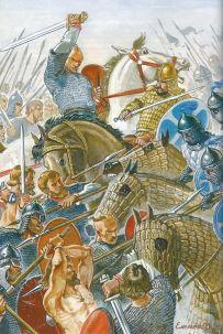 John I's Cataphract cavalry against the Bulgars