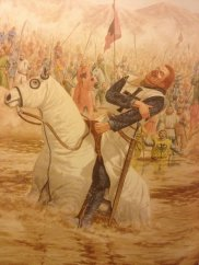 Holy Roman Emperor Frederick I Barbarossa drowns in Asia Minor, 1190