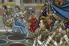John I exiles Theophano, 969