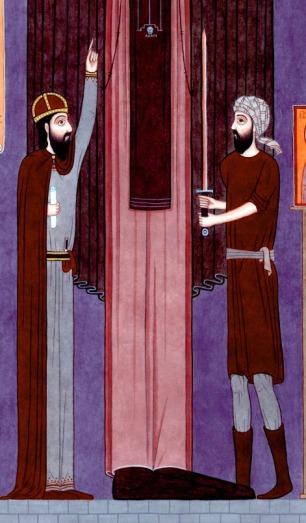 Leo III and Umayyad Caliph Walid I