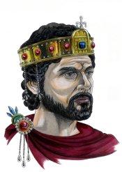 Emperor Basil II of Byzantium (r. 976-1025)