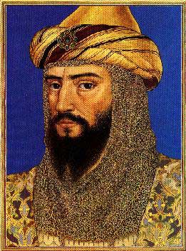 Saladin, Sultan of Egypt and Syria (r. 1174-1193)