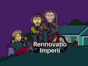Rennovatio Imperii summarised