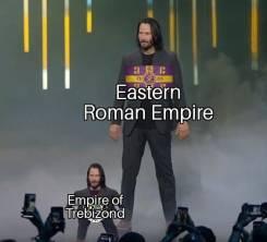 Empire of Trebizond meme