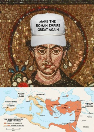Justinian I's Reconquests of North Africa, Spain, and Italy