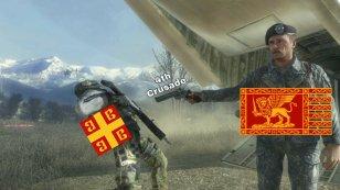Betray of Venice in the 4th Crusade meme