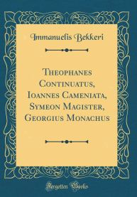 Chronicle of Theophanes Continuatus