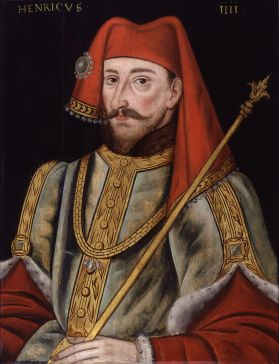 King Henry IV of England (r. 1399-1413)