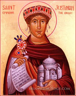 St. Justinian the Great