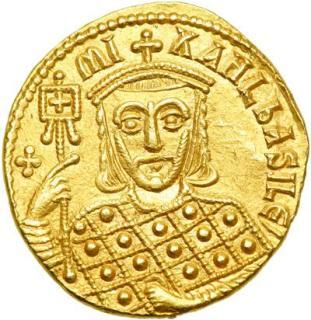 Coin of Michael III