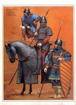 Late Byzantine army