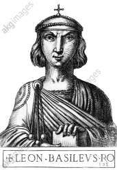 Leo III the Isaurian, originally Konon