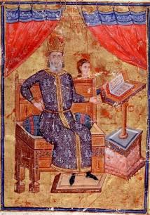 Alexios Apokaukos, Byzantine Megas Domestikos