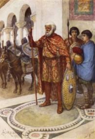 Flavius Stilicho, general and regent of Honorius