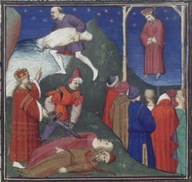 Massacre of the Latins in Constantinople, 1182