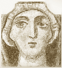 Anna Dalassene, mother of Alexios I and Augusta